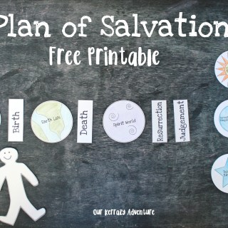 Plan of Salvation FHE Lesson