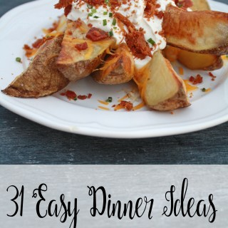 August Dinner Ideas for the Month