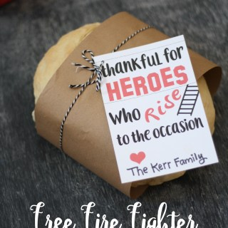 Free Fire Fighter Printable