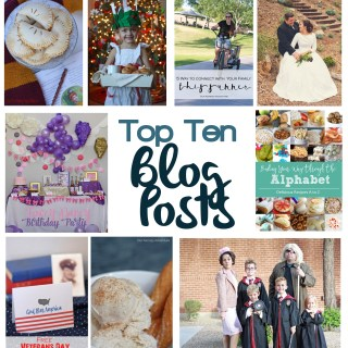 Top Ten Blog Posts from 2017