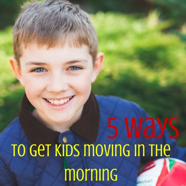 getting kids ready for school