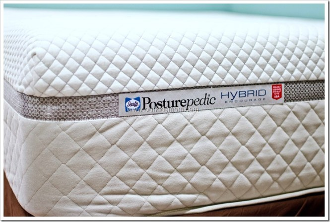 The Sealy Posturepedic Hybrid Gives Users Ultimate Mix Of Comfort And Support When My Husband I Switched To A Memory Foam Only Bed