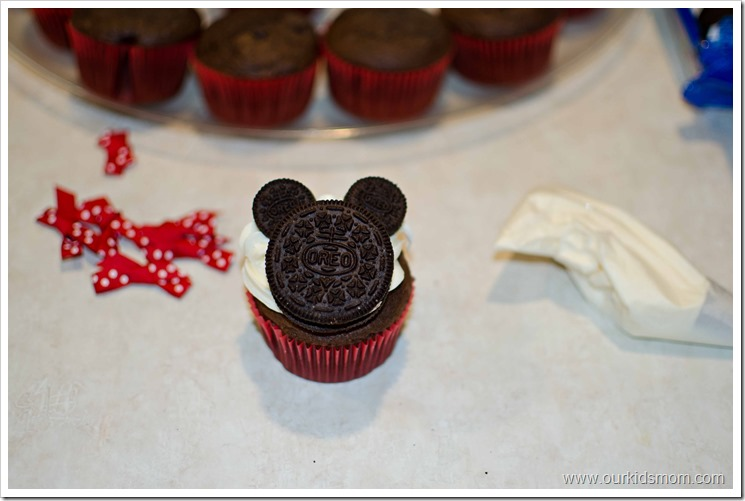 Easy To Make Mickey Mouse Cupcakes The Best Cake Of 2018