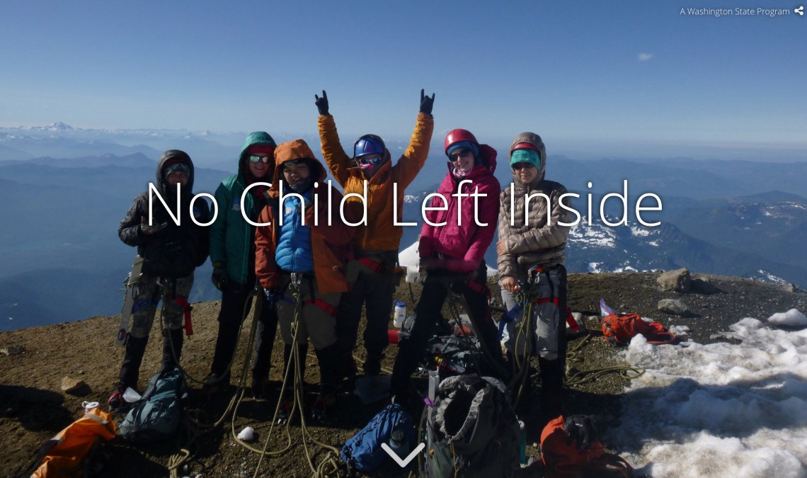 Help Get Kids Outside—State Offers Grants for Youth Outdoor Education, Recreation