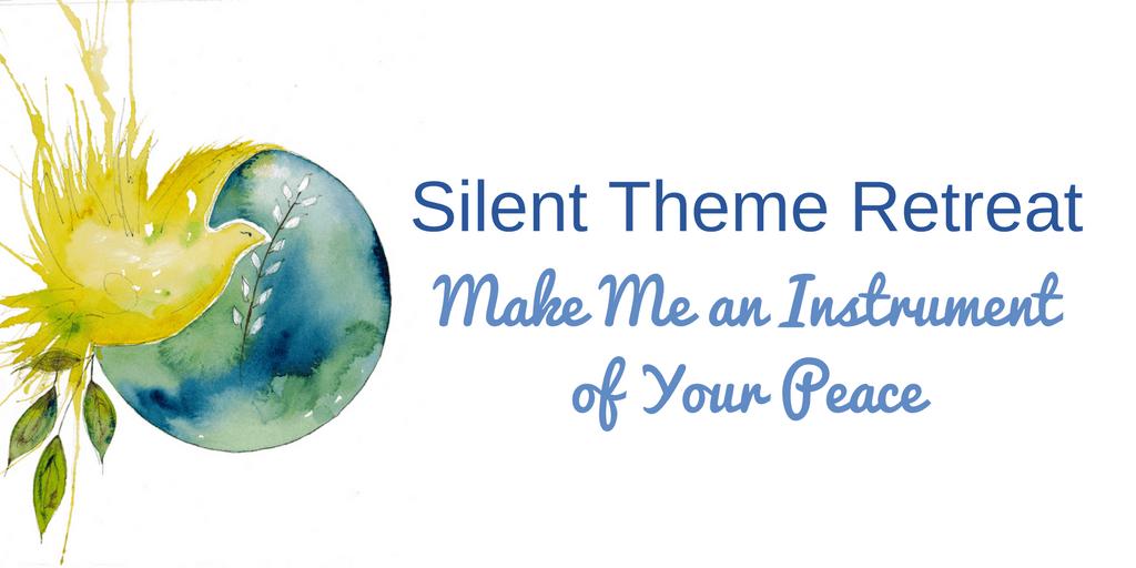silent theme retreat