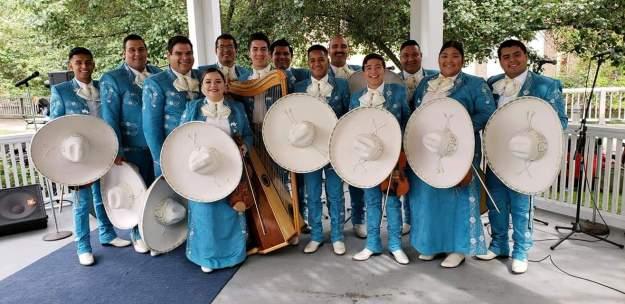 Mariachi Mexico Antiguo
