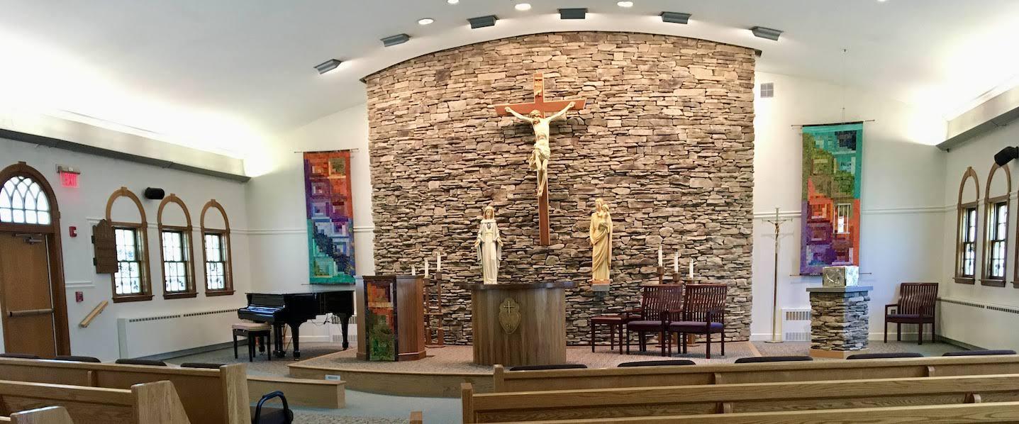 retreat center chapel