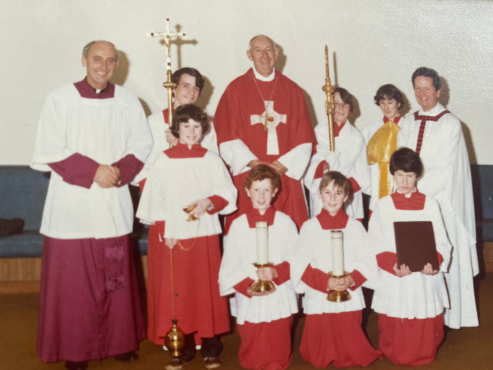 Confirmation Mass 1982