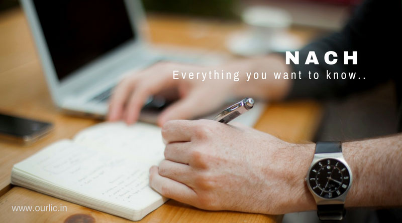 NACH National automated clearance house how to mandate fill rejection