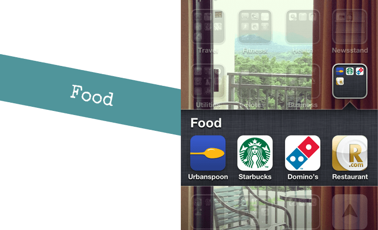 Apps-Food