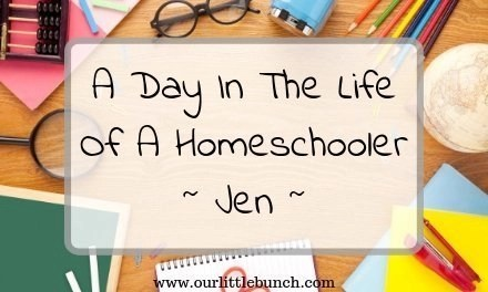 A Day In The Life Of A Homeschooler! – Jen from PracticalByDefault.com