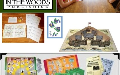 Home School in the Woods – A Homeschool Review