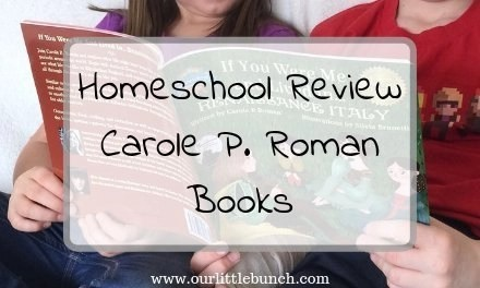 Carole P. Roman books and collections – A Homeschool Review