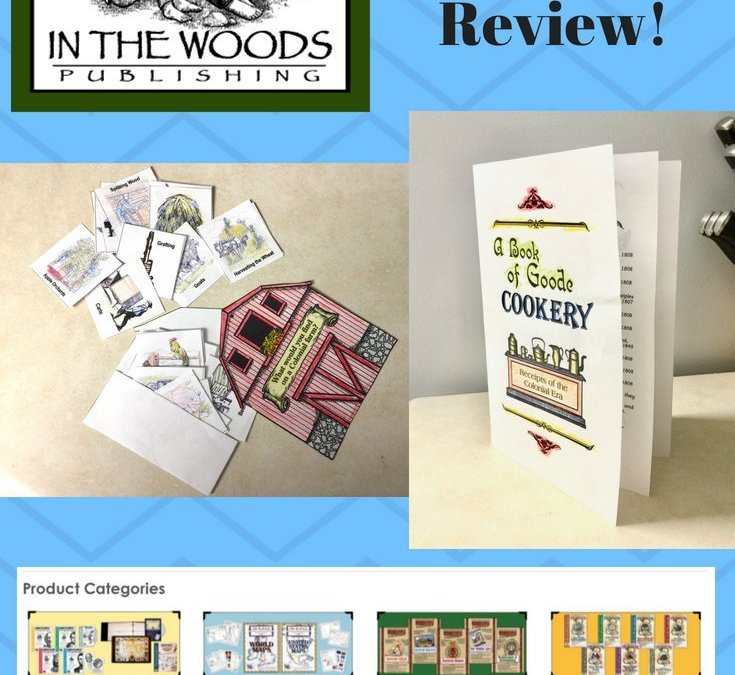 Time Travelers American History from Home School in the Woods – A Homeschool Review