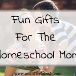 14 Fun And Practical Gifts For The Homeschool Mom