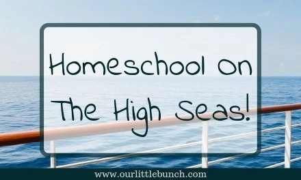 A Disney Cruise: How To Effectively Homeschool On The High Seas