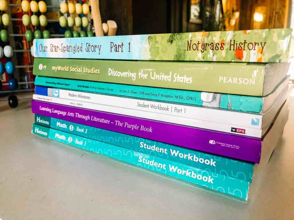 Homeschool Curriculum - get the most from your library card