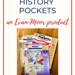 Product Review - Evan Moor History Pockets