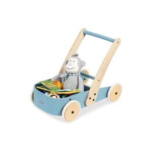 pinolino our little toyshop gåvogn