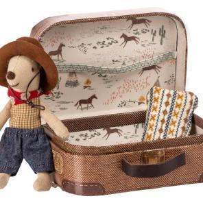cowboy mus lillebror maileg our little toyshop