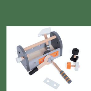værktøjskasse legeværktøj magni our Little toyshop