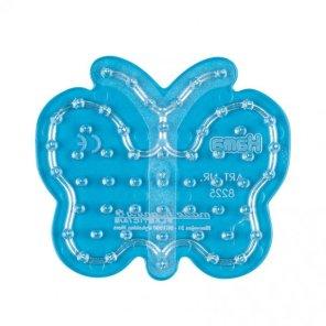 sommerfugl stiftplade perleplade hama gennemsigtig maxi perler our Little toyshop