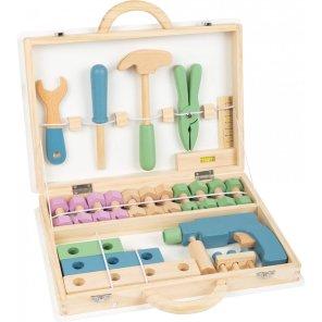 small foot værktøjskasse our little toyshop
