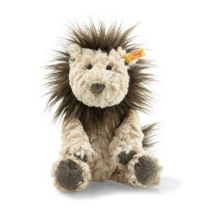 Steiff løve bamse soft cuddle friends lionel our little toyshop løve bamse