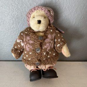 muffe vanderbear hoppy vanderhare vinter our little toyshop vintertøj
