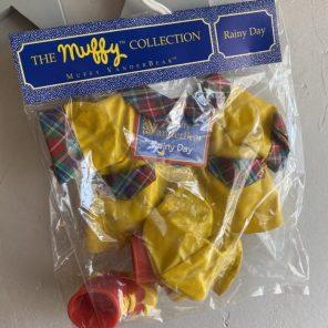 muffe vanderbear hoppy vanderhare our little toyshop regntøj