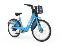 Uber's Jump Electric Bike-Sharing Service Arrived in