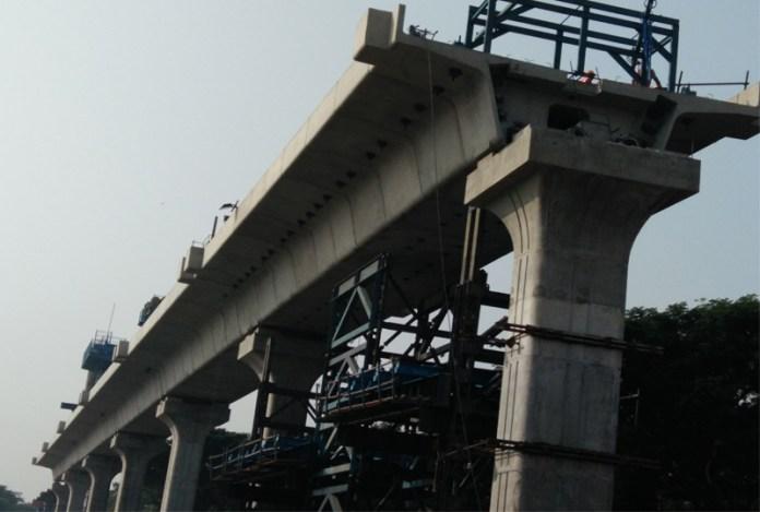 Nagpur Metro Construction