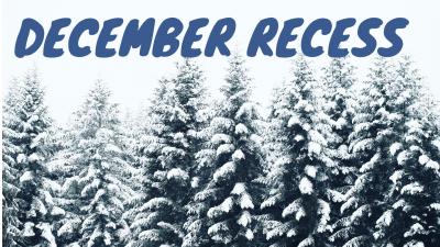 December recess