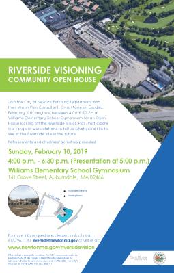 Riverside visioning