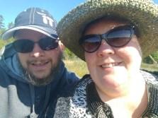 Jason & Barb at Lake Huron Pontchartrain Shores