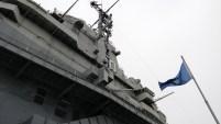 USS Yorktown, Charleston, South Carolina