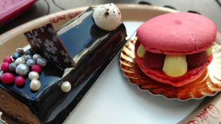 French Pastries from France in Epcot Center