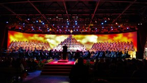 Disney's Christmas Candlelight Processional at Epcot Center