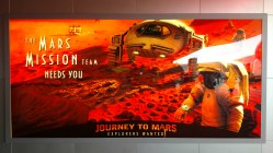 NASA's feature at Kennedy Space Center - Journey to Mars