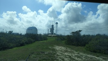 SpaceX has leased launch area 39A for 20 years