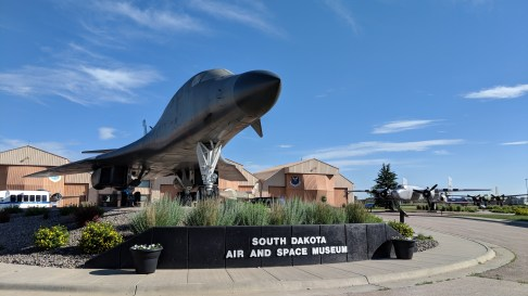Entry of the South Dakota Air and Space Museum