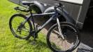 New tires on Jason's bike