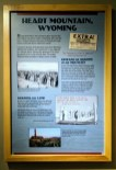 Heart Mountain Information Graphic about the WWII Japanese Relocation Center