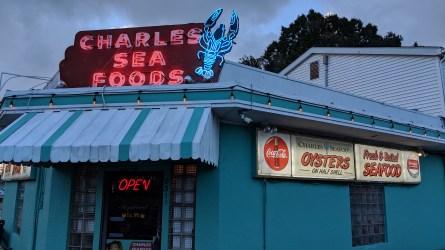 Charles Seafood, Jefferson Highway, Harahan, LA