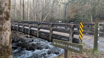 20181118 Smoky Mountain Nat Park Bridge