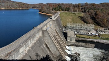 20181122 Norris Dam