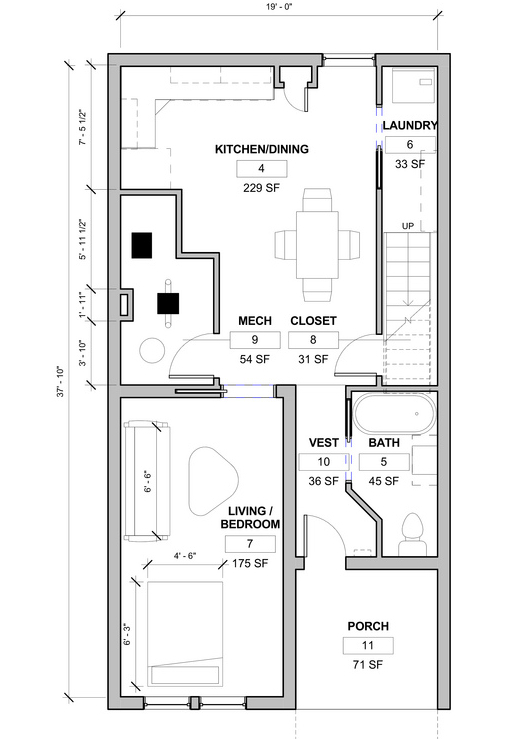 Basement Plans 1
