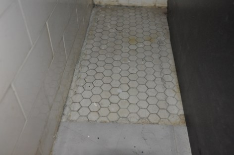 original bathroom tile pattern hex subway