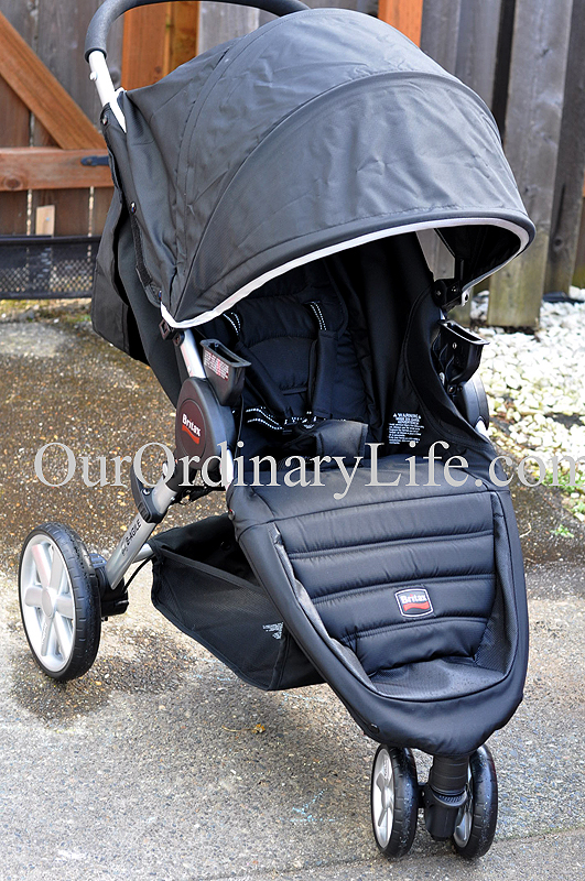 Buying For Baby: Sleek & Sturdy Britax B-Agile Stroller