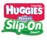 New Huggies Slip Ons – Take The Easy On Easy Off Challenge